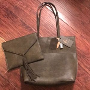 NWT Street Level Waverly Tote